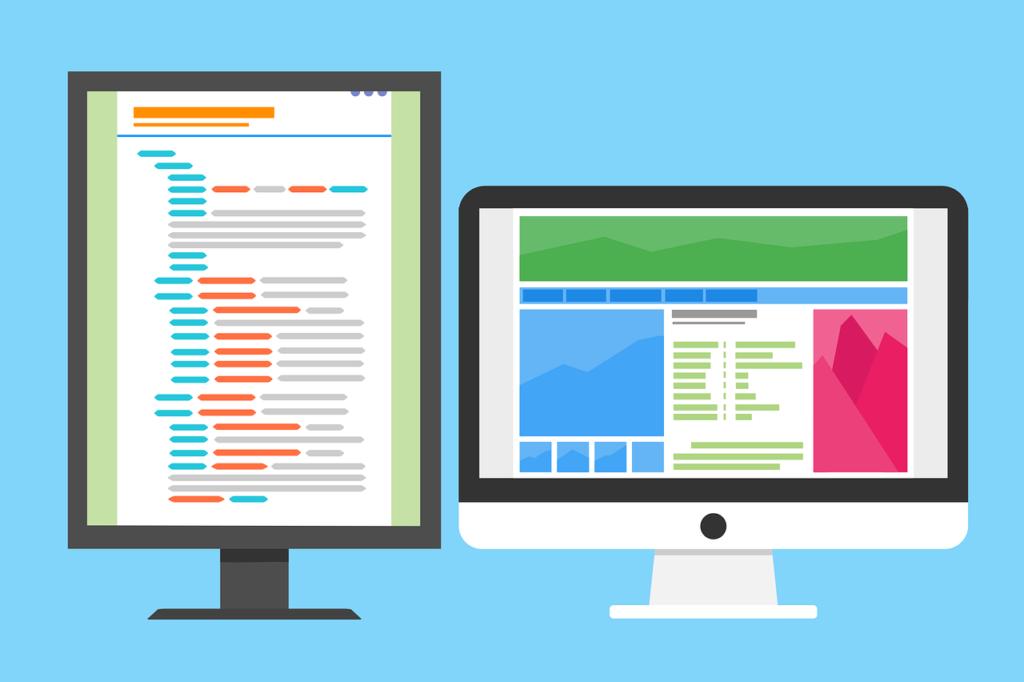 cara membuat website dengan html