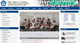 cara membuat website sekolah gratis