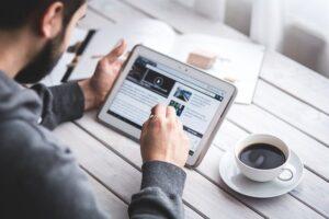 cara membuat website blog