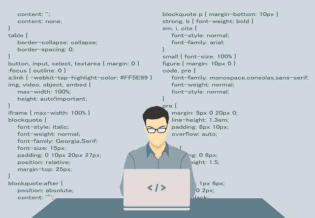 coding membuat website